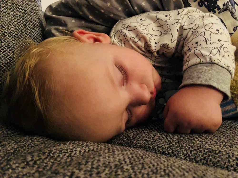 Børns søvn, babys søvncyklus